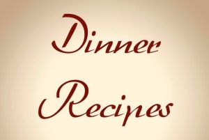 DinnerRecipes